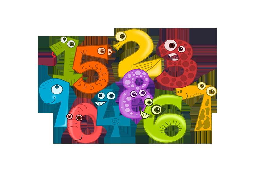 liczby po angielsku